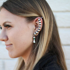Punchy's Navajo Pearl Blossom Ear Crawler
