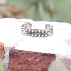 Punchy's Double Stacked Studded Cuff