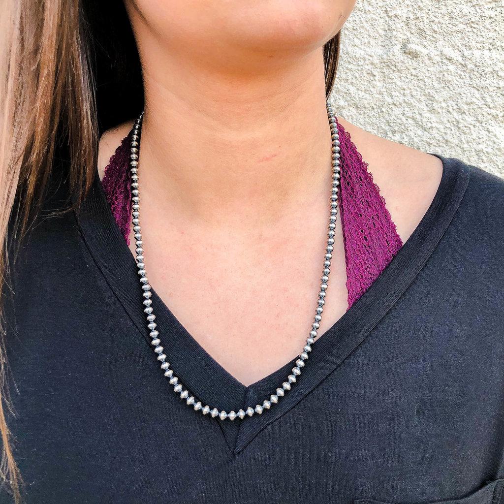 Punchy's 5mm Navajo Pearls