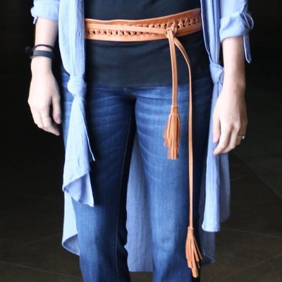 Punchy's Ava Wrap Belt