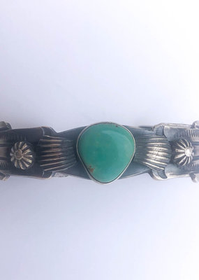 Punchy's The Lexie Turquoise Cuff #1