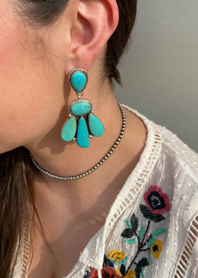 Punchy's The Turquoise Sedona Earring