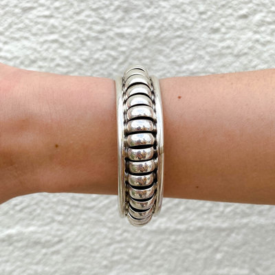 Punchy's Small Coiled Cuff