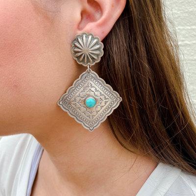 Punchy's Carico Concho Diamond