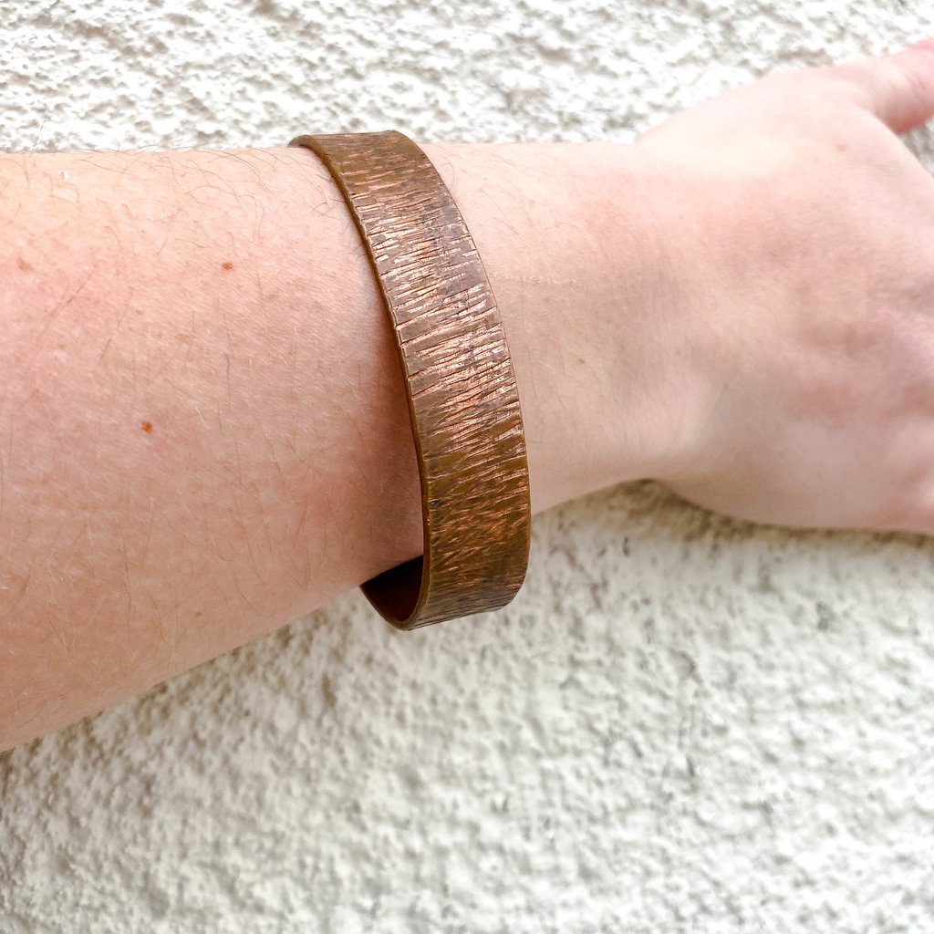 Punchy's Copper Cuff