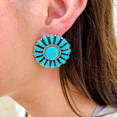Punchy's The LN Cluster Earrings