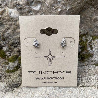 Punchy's Small Arrowhead Stud