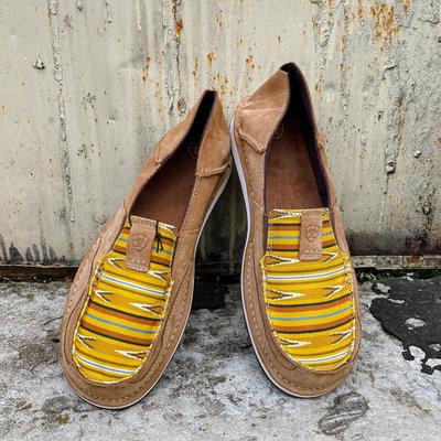 Punchy's Mustard Navajo Womens Cruiser