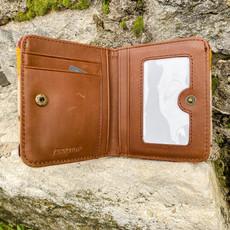 Punchy's Crescent Butte Snap Wallet