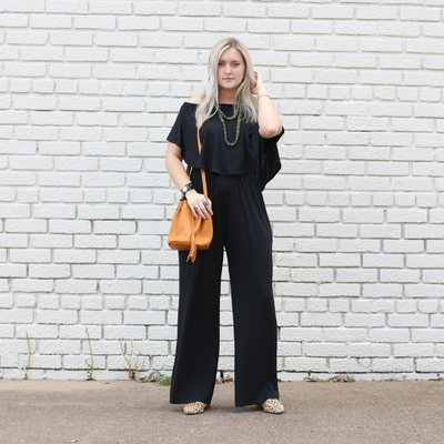 Punchy's Makin' My Way Downtown Jumpsuit