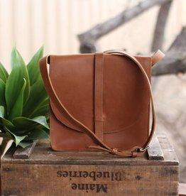 Punchy's Leather Saddle Bag