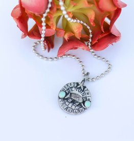 Punchy's Southwest Coin Necklaces