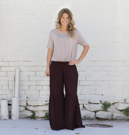 Punchy's Tiered Palazzo Pant