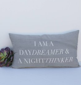 Punchy's Daydreamer Pillow