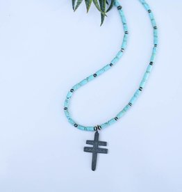 Punchy's Carico Lake Dragon Fly Necklace
