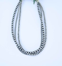 Punchy's Three Strand Navajo Pearls 18in