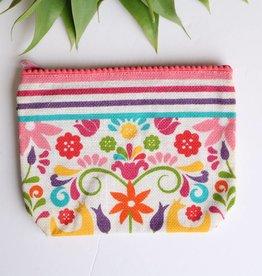 Punchy's Otomi Print Multipurpose Bag