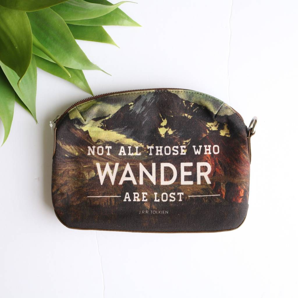 Punchy's Quote Inspired Travel Makeup Bags