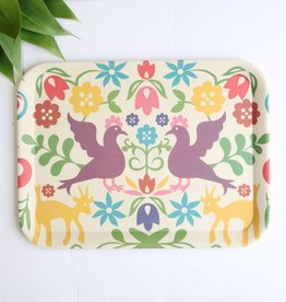 Punchy's Large Otomi Print Eco Friendly Tray