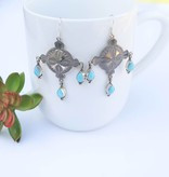 Punchy's The Bella Earrings Carico Lake