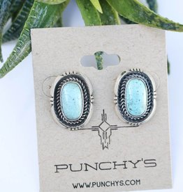 Punchy's Dry Creek Oval Rope Stud