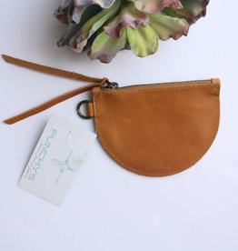 Punchy's Leather Keychain Pouch