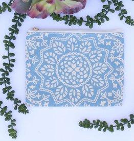 Punchy's Metallic Mandala Pattern Multipurpose Bag
