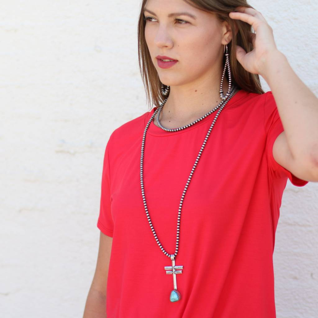 Punchy's Knotted Basic Tee