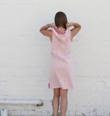 Punchy's Sleeveless Hoodie Dress Tunic