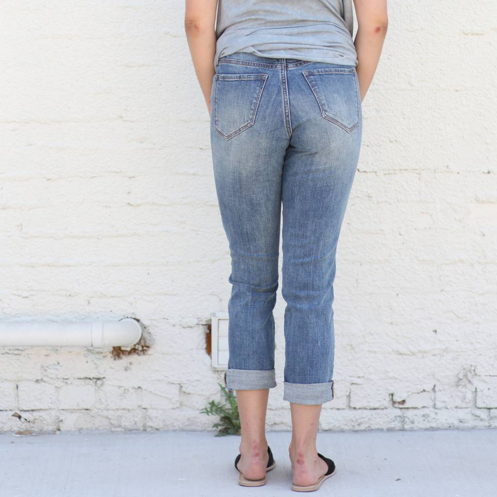 Punchy's Madison Girlfriend Jeans