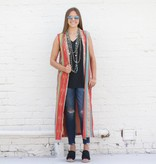 Punchy's Trailblazer Sleeveless Duster