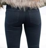 Punchy's Black Joyrich Comfort Colored Skinny