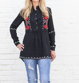 Punchy's The Dahlia Top