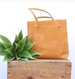 Punchy's Knotted Rachel Leather Tote