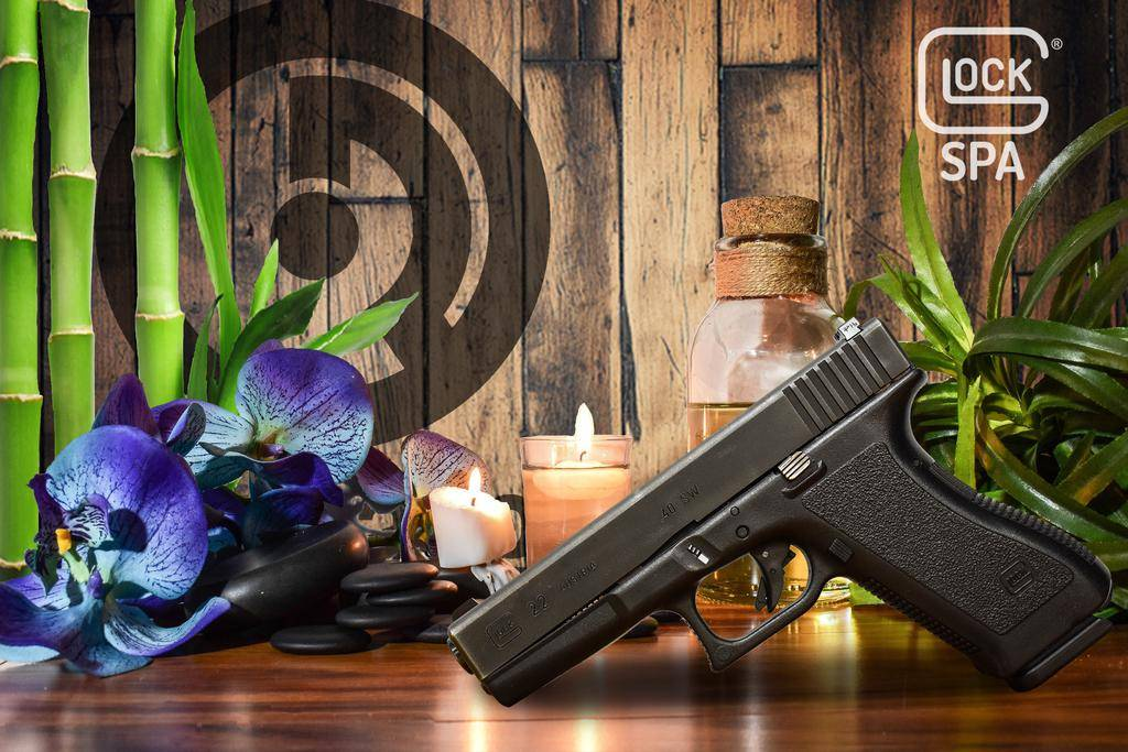Glock SPA LIFE-SPRING - Ultra-Cleanse service plus replacement of all springs