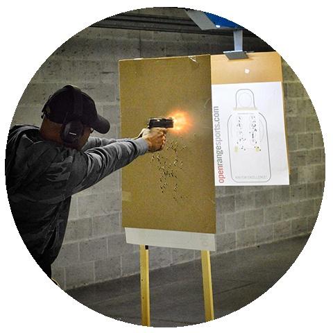 Basic 1/19/19 Sat - Intermediate Handgun Class - 9:30 to 4