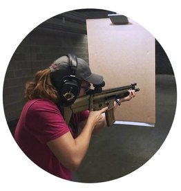 Advanced 11/16/19 Sat - Close Quarters Rifle - 9:30 to 4
