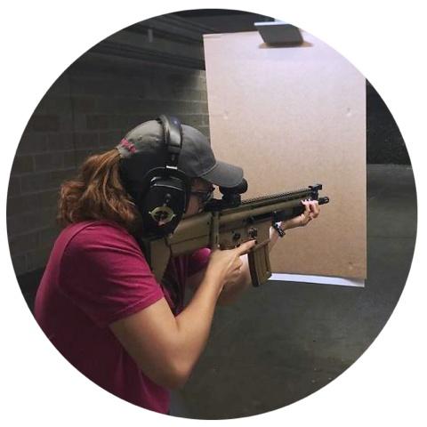 11/16/19 Sat - Close Quarters Rifle - 9:30 to 4