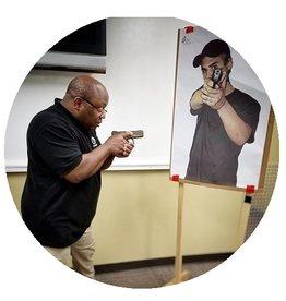 Advanced 09/21/19 Sat - Self Defense Pistol Level 1 - 9:30 to 1:30