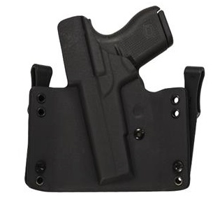 Comp-Tac Flatline Holster, Black, Glock 42, Slide Version (CO)