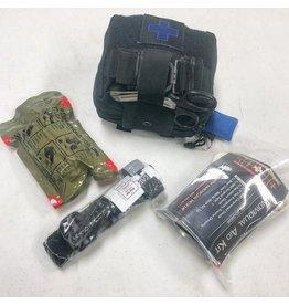 Basic 4/16/19 TUE - Gunshot Trauma - 6pm to 7:30pm  (includes Tourniquet & Trauma kit)