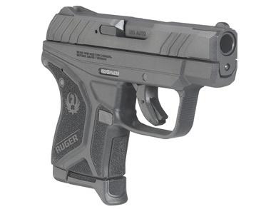 """Ruger LCP II, 380 ACP, 6 rd, 2.75"""" barrel"""