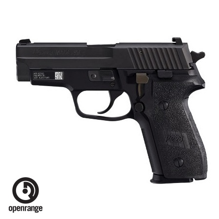 Rotational Sig Sauer P228 M11-A1 Compact, SRT trigger, Nitron, Night Sights, Phophate internals