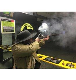Rental Kentucky Longrifle Experience - fire 3 rounds through a flintlock rifle (Reservation Preferred)