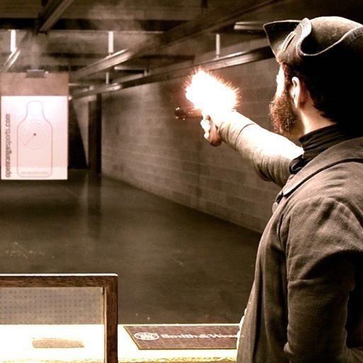 Rental Flint Lock Pistol Experience - fire 3 rounds through a flintlock pistol (Reservation Preferred)