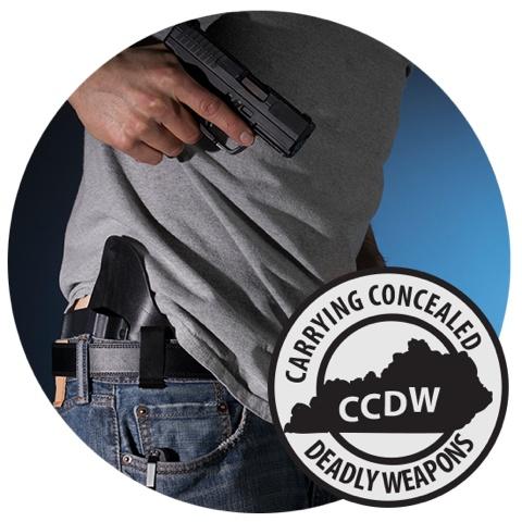 CCDW 12/16 & 12/17 Mon & Tues - CCDW class - 4:30 to 8pm