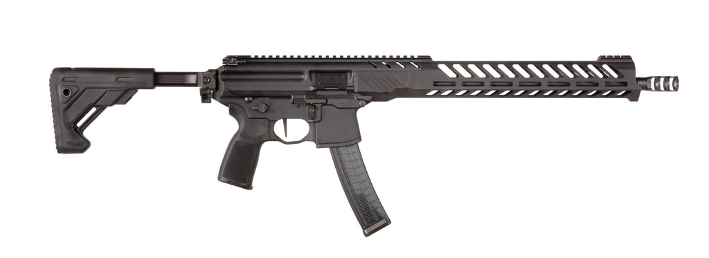 """Rotational Sig Sauer MPX PCC Competition, 16"""", 9mm, 30rds"""