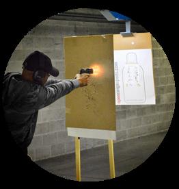 Advanced 09/21/19 Sat - Self Defense Pistol Level 2 - 2:30 to 6:30