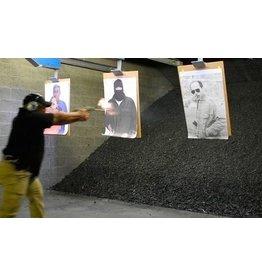 Advanced 05/18/19 Sun - Self Defense Pistol Level 4 - 1pm to 5pm