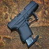 "Full Conceal Folding Glock 43, Black, 4.4"", 13rd"